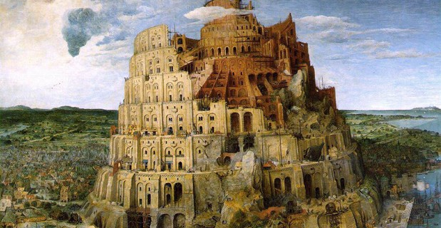 Pieter Brueghel the Elder-tower-of-babel 1563